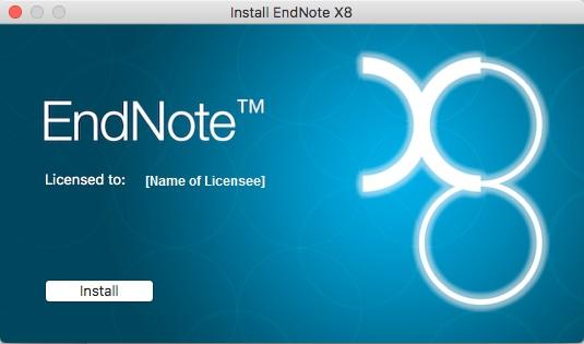 endnote v8